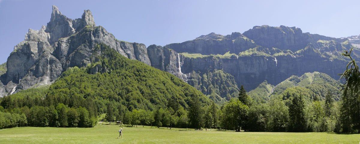 Le Cirque de Sixt Fer à Cheval Haute-Savoie