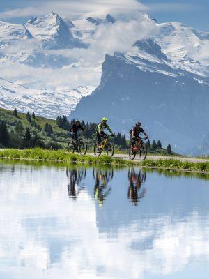 Vélo à Joux Plane @Christian Martelet