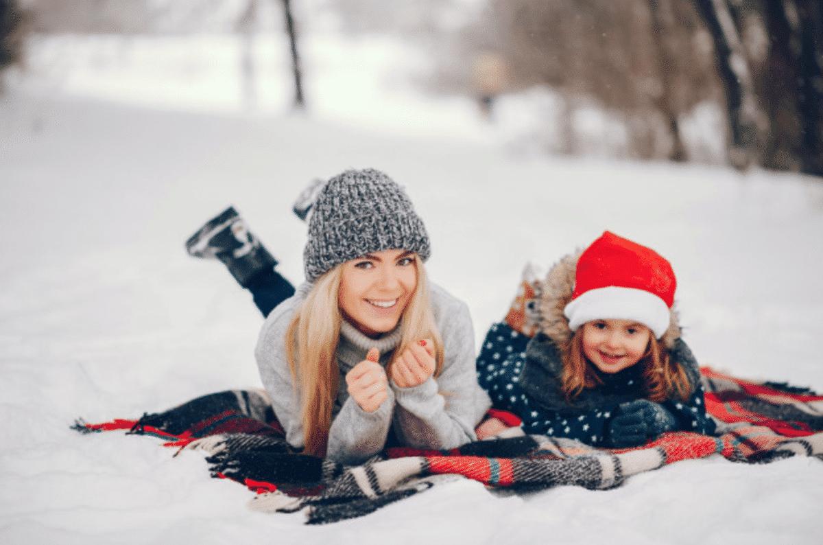 Vacances de Noël en famille à Samoëns