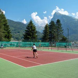 Tennis Samoëns