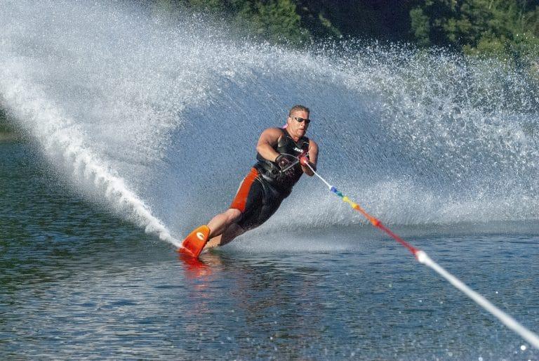 Ski nautique Samoëns