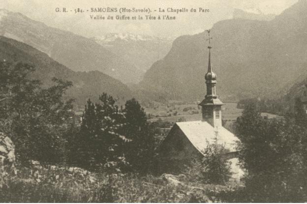 Chapelle Samoëns