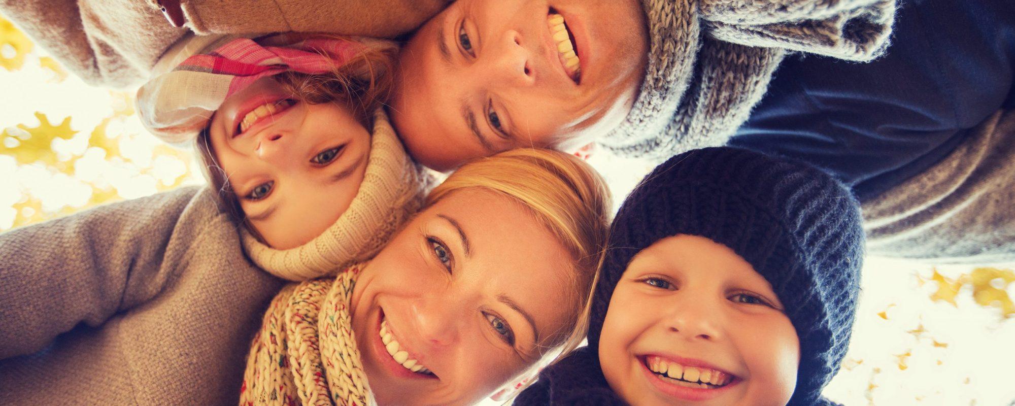 Vacances d'automne en famille à Samoëns