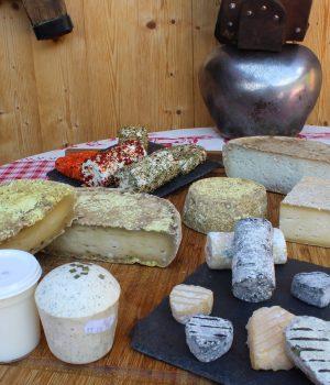 Produits à Ferme des Cimes - Samoëns