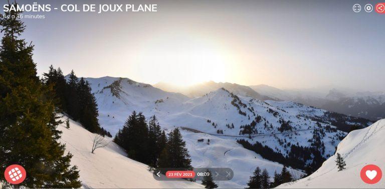 Webcam Joux Plane